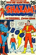 Shazam! Vol.1 (1973-1978) (Grapa, 32 págs.) #1