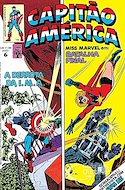 Capitão América (Formatinho grampo) #6