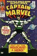 Captain Marvel Vol. 1 (Comic Book) #1