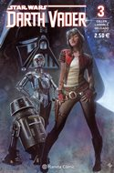 Star Wars: Darth Vader (Grapa 32 pp) #3