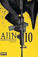 Ajin: Semihumano (Rústica con sobrecubierta) #10