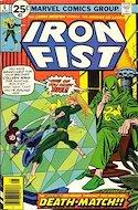 Iron Fist (Vol. 1 1975-1977) (Comic Book) #6