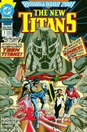New Teen Titans / New Titans Annual (1985-1995) (Comic Book) #7