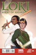 Loki: Agent of Asgard (Comic Book) #4