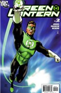Green Lantern Vol. 4 (2005-2011) (Comic book) #2