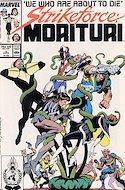 Strikeforce Morituri (Comic-book.) #5