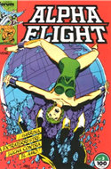 Alpha Flight vol. 1 / Marvel Two-in-one: Alpha Flight & La Masa vol.1 (1985-1992) (Grapa 32-64 pp) #3