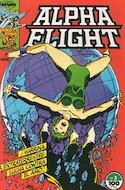 Alpha Flight Vol. 1 / Marvel Two-in-one: Alpha Flight & La Masa Vol.1 (1985-1992) (Grapa 32-64 pp) #3