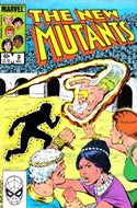 The New Mutants (Comic Book) #9