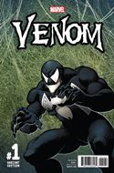 Venom (2016-2018 Variant Covers) (Comic Book) #1.5