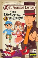 El profesor Layton y sus divertidos misterios (Rústica con sobrecubierta) #1