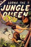 Lorna, the Jungle Queen / Lorna, the Jungle Girl (Comic Book 36 pp) #4