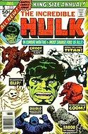 The Incredible Hulk Annual (Comic Book. 1968-1994) #5