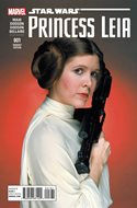 Princess Leia. Star Wars (Variant Covers) (Comic Book) #1.16