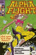 Alpha Flight (Vol. 1) (Retapado Rústica) #1