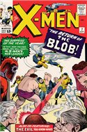 The Uncanny X-Men (1963-2011) (Comic-Book) #7