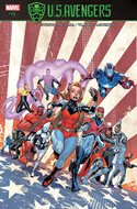 U.S. Avengers (Grapa) #9