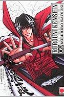 Rurouni Kenshin - La epopeya del guerrero samurai (Rústica con sobrecubierta) #9