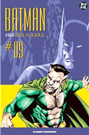 Batman. La saga de Ra's al Ghul (2005) (Cartoné 176 pp) #9