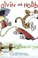 Calvin And Hobbes. The complete set of newspaper strips (Trade paperback) #1