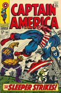 Captain America Vol. 1 (1968-1996) #102