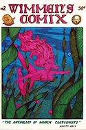 Wimmen's Comix (Comic Book) #2