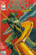 Green Arrow (1989) (Grapa 28 pp) #3