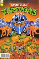 Aventuras Tortugas Ninja (Grapa) #4