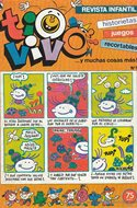 Tio vivo. 3ª época (Grapa 36 pp) #1