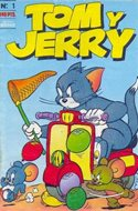 Tom y Jerry (Grapa 36 pp) #1