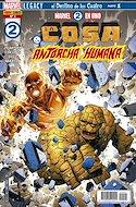 Marvel 2 en Uno: La Cosa y La Antorcha Humana (Grapa) #1