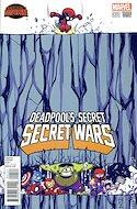 Deadpool's Secret Secret Wars (Variant Cover) (Comic Book) #1.3