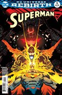 Superman Vol. 4 (2016-2018) (Comic Book) #5