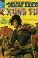 Deadly Hands of Kung Fu Vol 1 (Comic-Book b/w) #4