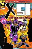 X-51 (Comic Book) #0
