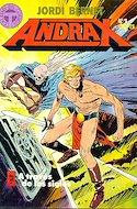 Andrax (Grapa 52 pp) #1