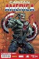 Capitán América vol. 8 (2011-) (Grapa) #43
