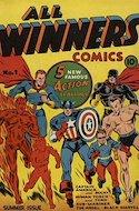 All Winners Comics (1941-1946) (Comic Book) #1