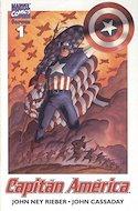 Capitán América vol. 5 (2003-2005) #1