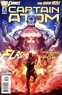 Captain Atom The New 52! (2011-2012) (Grapa) #3