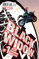 Black Widow Vol. 6 (Comic-book) #1