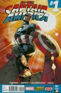 All-New Captain America (Variant Cover) (Comic Book) #1.01
