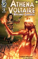 Athena Voltaire and the Volcano Goddess (Comic Book / Digital) #3