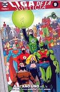 Liga de la Justicia (Rustica) #9