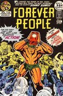 The Forever People (Comic Book) #5