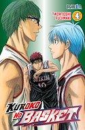 Kuroko no Basket (Rústica con sobrecubierta) #4