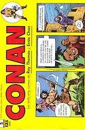 Conan. Los daily-strip comics (1989) (Grapa. 17x26 apaisado. 48 páginas. B/N.) #5