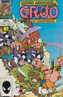 Groo The Wanderer Vol. 2 (1985-1995) (Grapa) #6