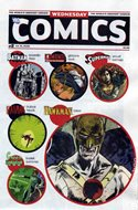 Wednesday Comics (Tabloid) #2