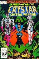 Saga of Crystar, Crystal Warrior (Comic-Book) #3